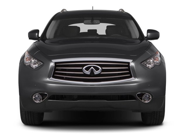 2013 INFINITI FX50 Prices and Values Utility 4D FX50 AWD V8 front view