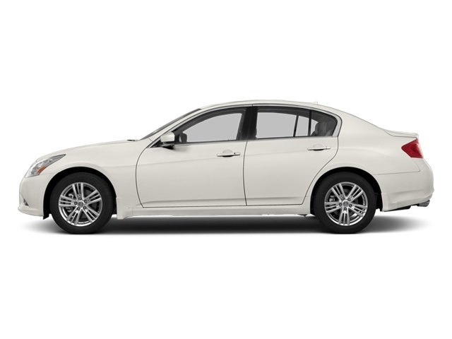2013 INFINITI G37 Sedan Prices and Values Sedan 4D V6 side view