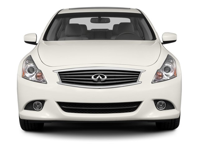2013 INFINITI G37 Sedan Prices and Values Sedan 4D V6 front view