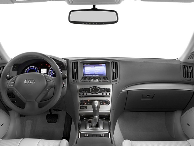 2013 INFINITI G37 Sedan Prices and Values Sedan 4D V6 full dashboard