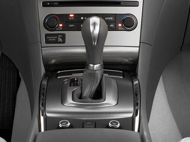 2013 INFINITI G37 Sedan Prices and Values Sedan 4D V6 center console