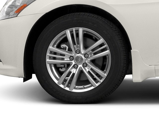 2013 INFINITI G37 Sedan Prices and Values Sedan 4D V6 wheel