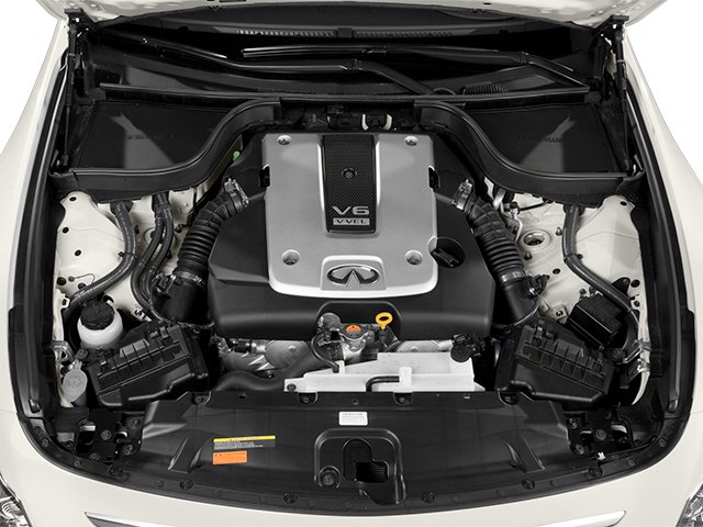 2013 INFINITI G37 Sedan Pictures G37 Sedan 4D V6 photos engine