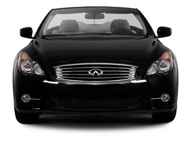 2013 INFINITI G37 Convertible Prices and Values Convertible 2D IPL V6 front view