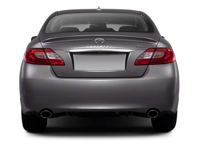 2013 INFINITI M56 Pictures M56 Sedan 4D x AWD V8 photos rear view