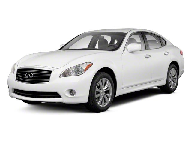 2013 INFINITI M37 Pictures M37 Sedan 4D x AWD V6 photos side front view