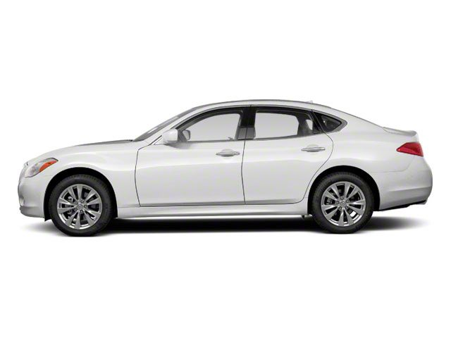 2013 INFINITI M37 Prices and Values Sedan 4D x AWD V6 side view