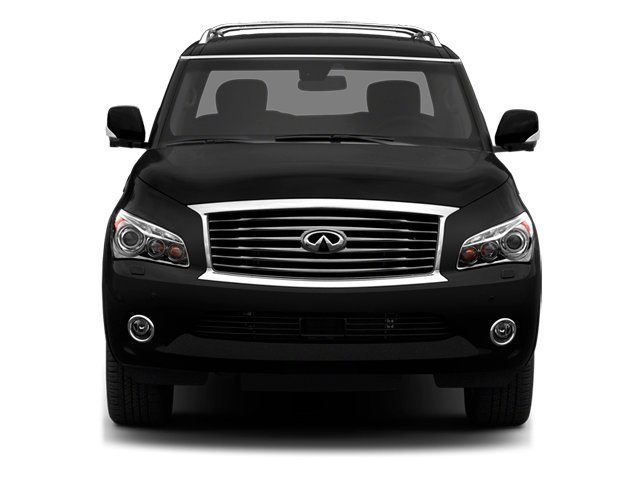 2013 INFINITI QX56 Prices and Values Utility 4D 4WD front view