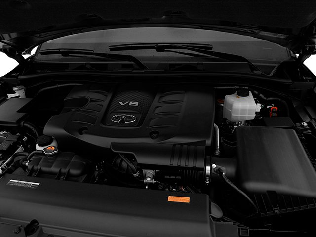 2013 INFINITI QX56 Prices and Values Utility 4D 4WD engine