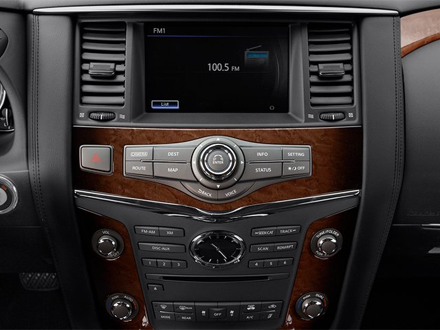2013 INFINITI QX56 Prices and Values Utility 4D 4WD navigation system