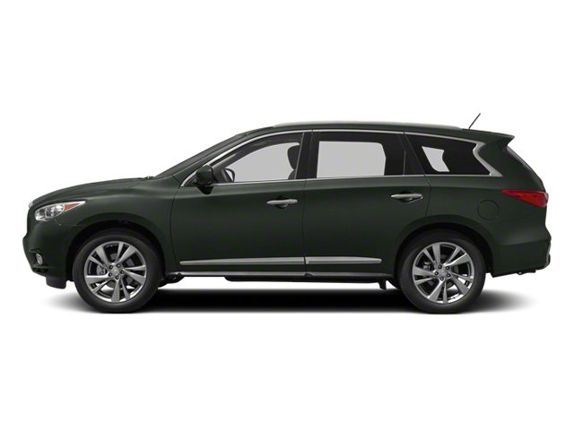 2013 INFINITI JX35 Prices and Values Utility 4D 2WD side view