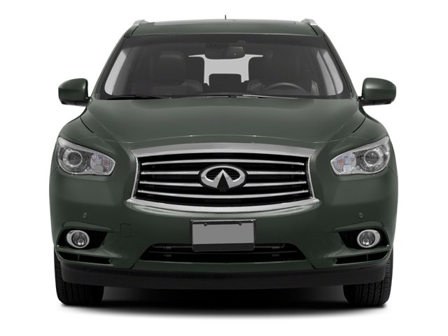 2013 INFINITI JX35 Prices and Values Utility 4D 2WD front view