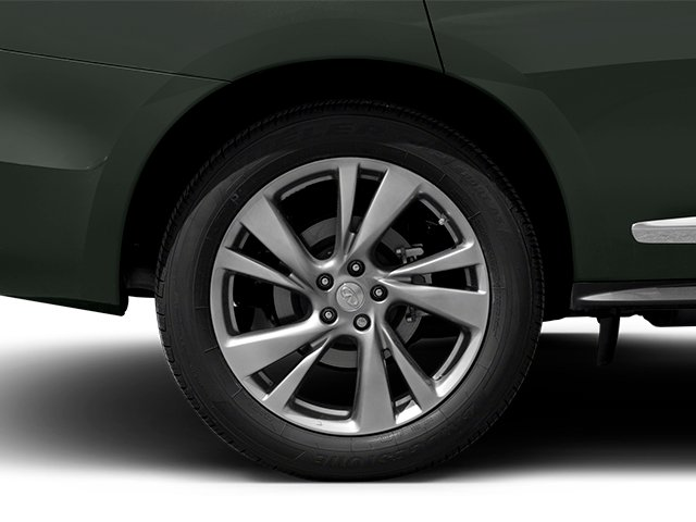 2013 INFINITI JX35 Prices and Values Utility 4D AWD wheel