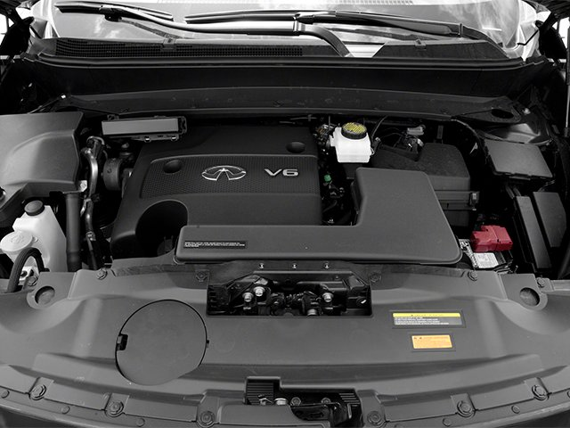 2013 INFINITI JX35 Prices and Values Utility 4D AWD engine