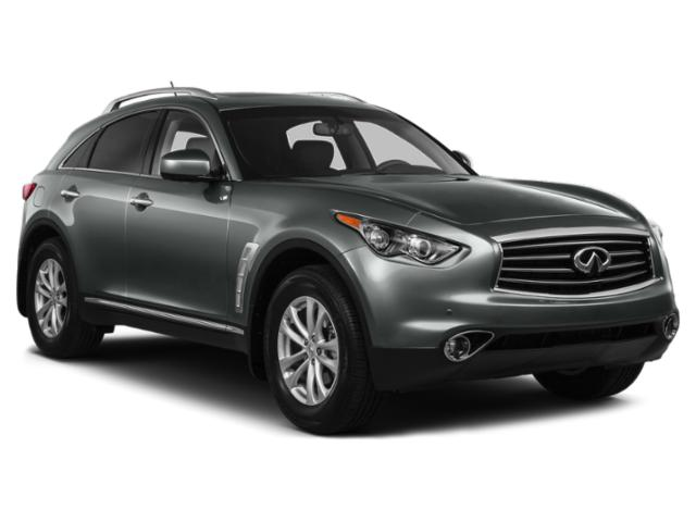 2013 INFINITI FX37 Pictures FX37 Utility 4D FX37 AWD V6 photos side front view