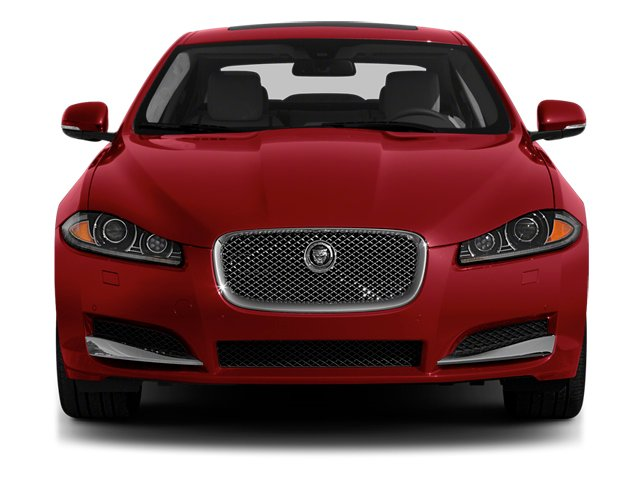 2013 Jaguar XF Prices and Values Sedan 4D Portfolio Supercharged front view
