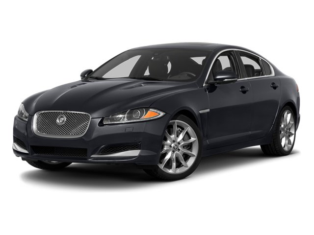 2013 Jaguar XF Prices and Values Sedan 4D V8 Supercharged