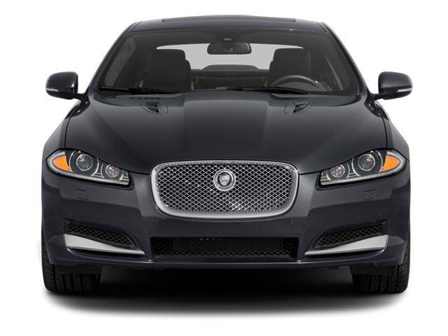 2013 Jaguar XF Prices and Values Sedan 4D V8 Supercharged front view
