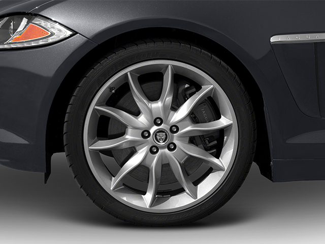 2013 Jaguar XF Prices and Values Sedan 4D V8 Supercharged wheel