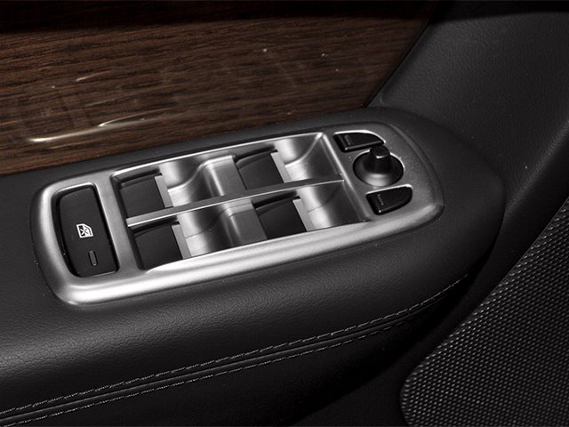 2013 Jaguar XF Prices and Values Sedan 4D V8 Supercharged driver's side interior controls