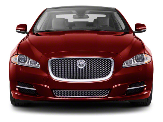 2013 Jaguar XJ Prices and Values Sedan 4D AWD V6 front view