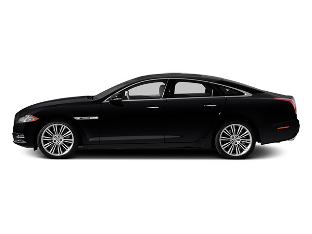 2013 Jaguar XJ Prices and Values Sedan 4D Supersport V8 side view