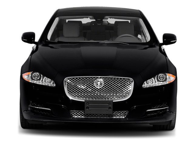 2013 Jaguar XJ Prices and Values Sedan 4D Supersport V8 front view
