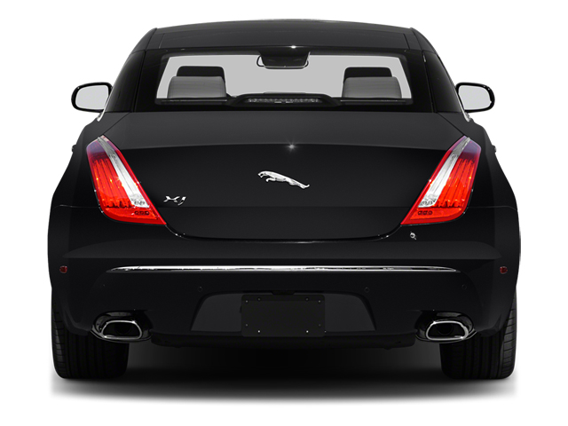 2013 Jaguar XJ Prices and Values Sedan 4D Supersport V8 rear view