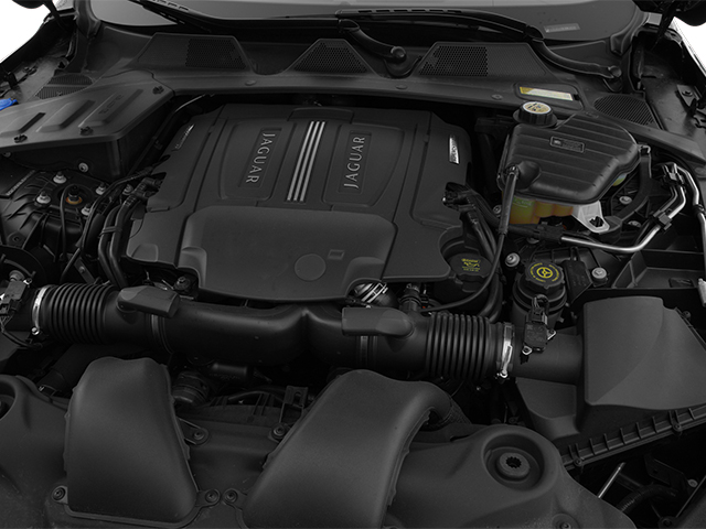 2013 Jaguar XJ Prices and Values Sedan 4D Supersport V8 engine