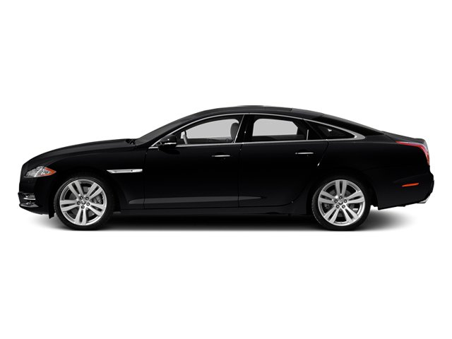 2013 Jaguar XJ Pictures XJ Sedan 4D L Portfolio AWD V6 photos side view
