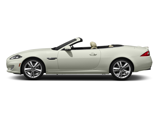 2013 Jaguar XK Prices and Values Convertible 2D Touring V8 side view