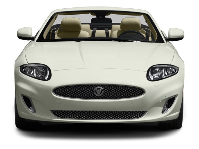 2013 Jaguar XK Prices and Values Convertible 2D Touring V8 front view