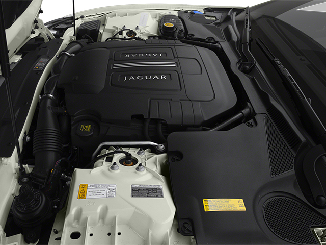 2013 Jaguar XK Prices and Values Convertible 2D Touring V8 engine