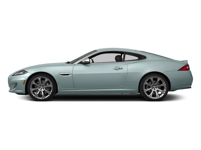 2013 Jaguar XK Prices and Values Coupe 2D Touring V8 side view