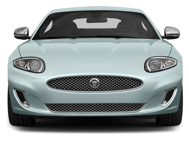 2013 Jaguar XK Prices and Values Coupe 2D Touring V8 front view