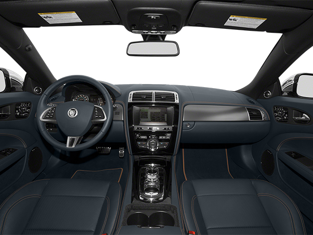 2013 Jaguar XK Prices and Values Coupe 2D Touring V8 full dashboard