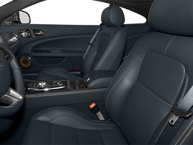 2013 Jaguar XK Prices and Values Coupe 2D Touring V8 front seat interior