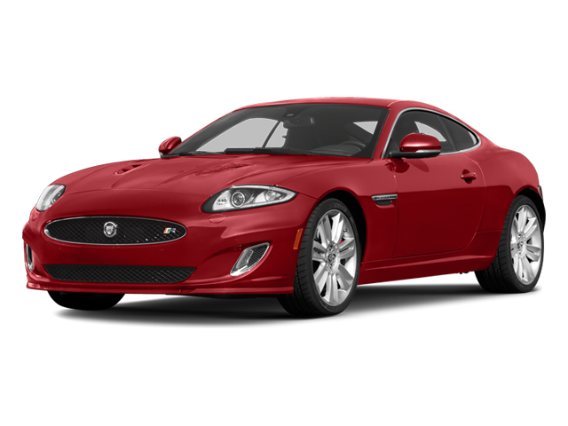 2013 Jaguar XK Prices and Values Coupe 2D XKR Supercharged