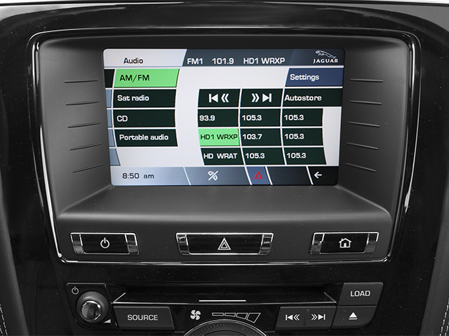 2013 Jaguar XK Prices and Values Coupe 2D XKR Supercharged stereo system