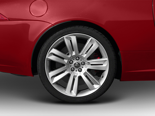 2013 Jaguar XK Prices and Values Coupe 2D XKR Supercharged wheel