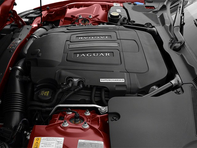 2013 Jaguar XK Prices and Values Coupe 2D XKR Supercharged engine