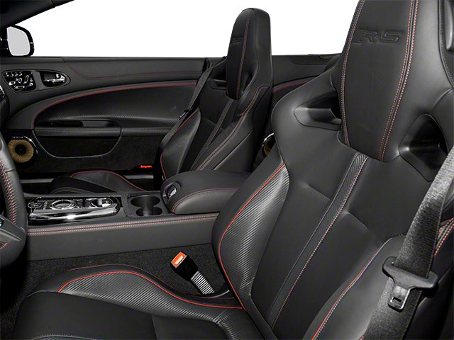 2013 Jaguar XK Pictures XK Convertible XKR-S Supercharged photos front seat interior