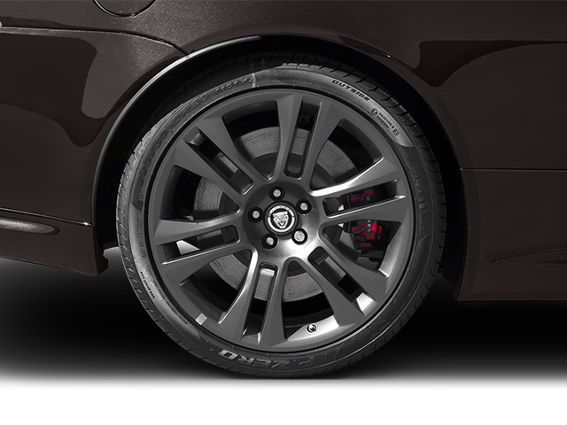 2013 Jaguar XK Prices and Values Convertible XKR-S Supercharged wheel