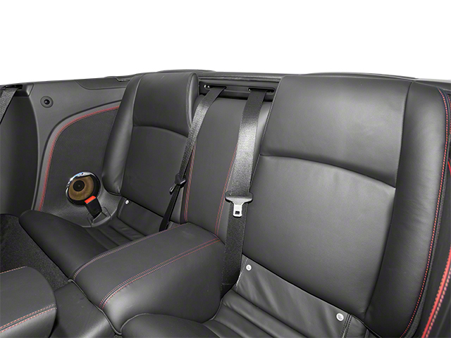 2013 Jaguar XK Pictures XK Convertible XKR-S Supercharged photos backseat interior