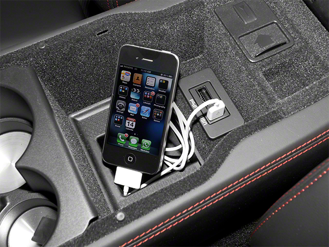 2013 Jaguar XK Prices and Values Convertible XKR-S Supercharged iPhone Interface