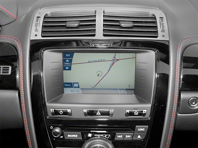 2013 Jaguar XK Prices and Values Convertible XKR-S Supercharged navigation system