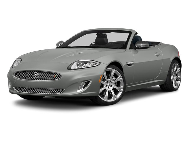 2013 Jaguar XK Pictures XK Convertible XKR Supercharged photos side front view