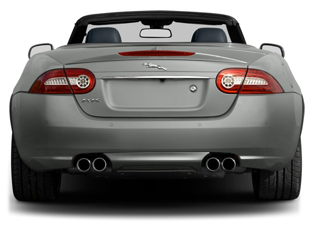 2013 Jaguar XK Pictures XK Convertible XKR Supercharged photos rear view