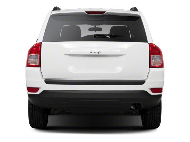 2013 Jeep Compass Prices and Values Utility 4D Latitude 2WD rear view