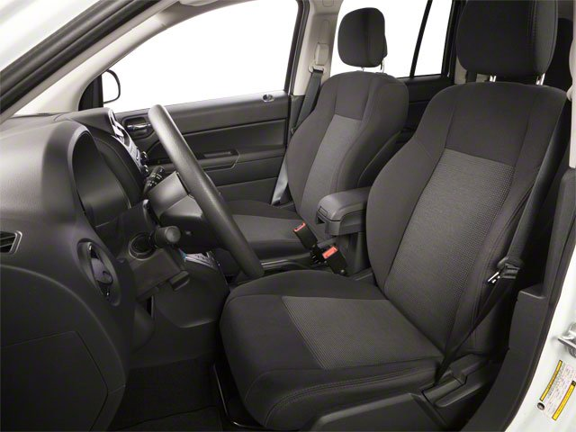 2013 Jeep Compass Prices and Values Utility 4D Latitude 2WD front seat interior